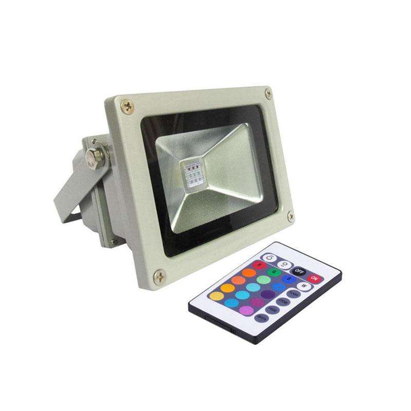 Proyector Led de exterior MICROLED, 10W, RGB, RGB